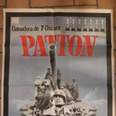 Cine: CARTEL POSTER CINE PATTON. Lote 122100875