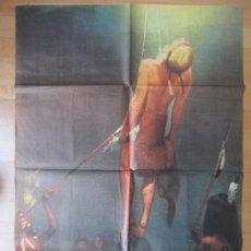 Cine: CARTEL CINE, UN HOMBRE LLAMADO CABALLO, 1978, C1383. Lote 122490831