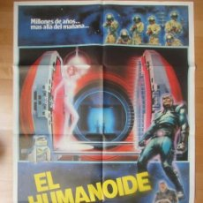 Cine: CARTEL CINE, EL HUMANOIDE, RICHARD KIEL, CORINNE CLERY, 1979, C1384. Lote 122490939