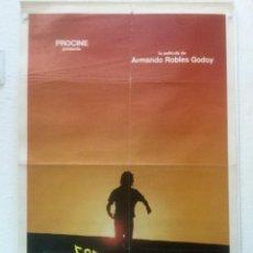 Cinéma: ESPEJISMO - POSTER CARTEL ORIGINAL - ARMANDO ROBLES HELENA ROJO. Lote 123782419