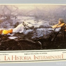 Cine: LA HISTORIA INTERMINABLE - WOLFGANG PETERSEN FILMAYER 1984- CARTEL CINE CARTELERA AFICHE VINTAGE - 2. Lote 124220895