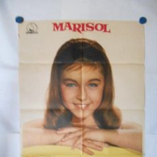 Cine: TOMBOLA ( MARISOL) + MONICA STOP - DOS CARTELES 70 X 100. Lote 124565275