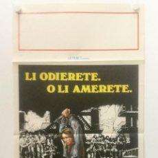 Cine: BAD BOYS - POSTER CARTEL ORIGINAL ITALIANO - SEAN PENN ALLY SHEEDY RICK ROSENTHAL. Lote 125125451