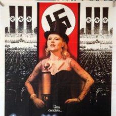 Cine: LILI MARLEEN. CARTEL ORIGINAL 1980. 70X100. Lote 125220347