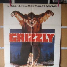 Cine: GND3522 GRIZZLY. Lote 125335363