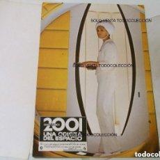 Cine: 2001 UNA ODISEA DEL ESPACIO STANLEY KUBRICK FOTOCROMO CARTEL DE CINE ORIGINAL 1968. Lote 125369887