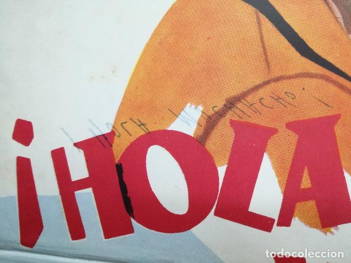 Cine: HOLA MUCHACHO ANA MARISCAL POSTER ORIGINAL 70X100 ESTRENO VER FOTOS - Foto 7 - 125832939