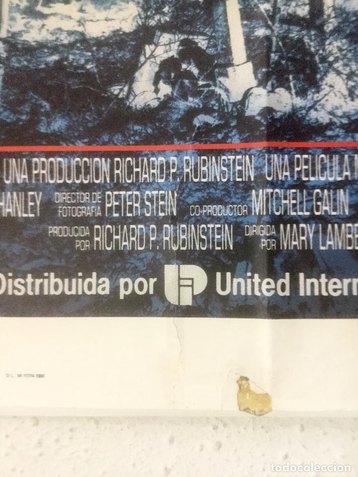 Cine: el cementerio viviente - poster cartel original - stephen king mary lambert pet samatary - Foto 3 - 125897751