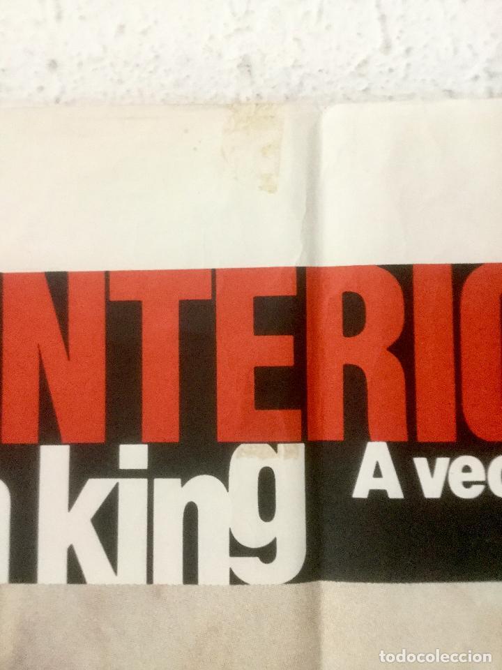 Cine: el cementerio viviente - poster cartel original - stephen king mary lambert pet samatary - Foto 5 - 125897751
