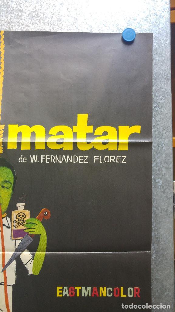 Cine: EL HOMBRE QUE SE QUISO MATAR. TONY LEBLANC, ANTONIO GARISA, ELISA RAMIREZ. AÑO 1970 - Foto 2 - 126014307