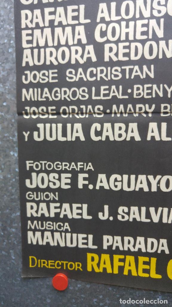 Cine: EL HOMBRE QUE SE QUISO MATAR. TONY LEBLANC, ANTONIO GARISA, ELISA RAMIREZ. AÑO 1970 - Foto 4 - 126014307