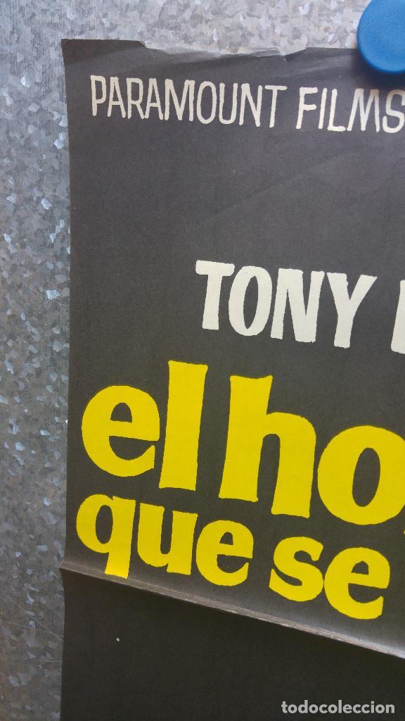 Cine: EL HOMBRE QUE SE QUISO MATAR. TONY LEBLANC, ANTONIO GARISA, ELISA RAMIREZ. AÑO 1970 - Foto 6 - 126014307