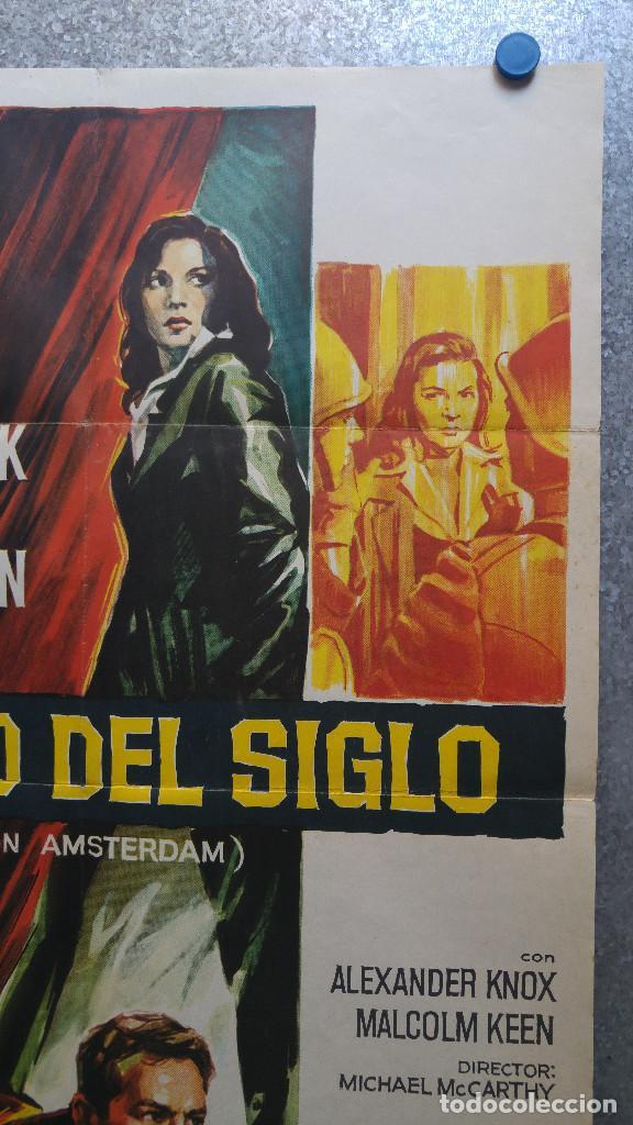 Cine: EL ROBO DEL SIGLO. PETER FINCH, EVA BARTOK, TONY BRITTON. AÑO 1971. SOLIGO - Foto 2 - 126033667