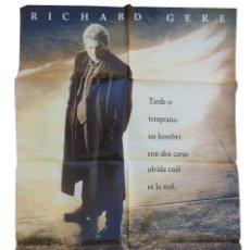 Cine: LAS DOS CARAS DE LA VERDAD. 1995. RICHARD GERE, GREGPRU HOBLIT (DIR). Lote 126153707