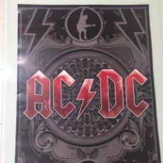 Cine: POSTER, AC & DC, BLACKICE, 91X61CM. Lote 126228651