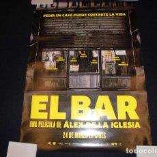Cine: EL BAR. POSTER O CARTEL DE CINE. ORIGINAL.. Lote 191746812