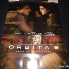 Cinéma: ORBITA 9. POSTER O CARTEL ORIGINAL DE LA PELICULA.. Lote 127434703