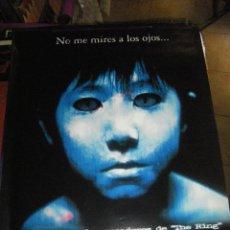 Cine: POSTER THE GRUDGE. LA MALDICIÓN 97X68 CMS. Lote 128025791