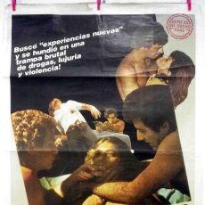 Cine: CINE BRASILEÑO: EL CASO CLAUDIA / O CASO CLAUDIA. MIGUEL BORGES (KÁTIA D'ANGELO, JONAS BLOCH) RAREZA. Lote 128188263