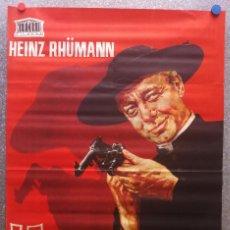 Cine: LA OVEJA NEGRA. HEINZ RÜHMANN - 1961. Lote 128212787