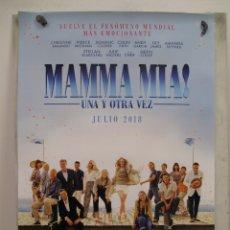 Cine: MAMMA MIA. Lote 128234923