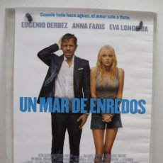 Cine: UN MAR DE ENREDOS. Lote 128235319