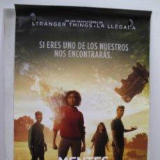 Cine: MENTES PODEROSAS. Lote 140063434