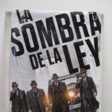 Cine: LA SOMBRA DE LA LEY. Lote 128235539