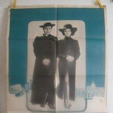 Cine: CARTEL CINE ORIG LA MUJER DEL CURA (1970) 70X100 / SOPHIA LOREN / MARCELLO MASTROIANNI. Lote 128281947