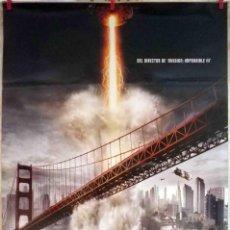 Cine: ORIGINALES DE CINE: STAR TREK. EL FUTURO COMIENZA. 70X100 J.J. ABRAMS (CHRIS PINE, ZACHARY QUINTO). Lote 128744799