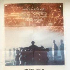 Cine: ENCUENTROS EN LA TERCERA FASE - POSTER CARTEL ORIGINAL CLOSE ENCOUNTERS OF THE THIRD KIND SPIELBERG. Lote 129145627