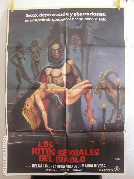 los ritos sexuales del diablo 1982