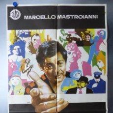 Cine: 55 CARTELES DE CINE DIFERENTES ORIGINALES - AÑOS 1960-70-80 - VER DESCRIPCION Y FOTOS ADICIONALES. Lote 185772726