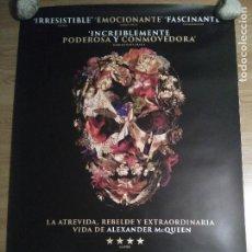 Cine: MCQUEEN - APROX 70X100 CARTEL ORIGINAL CINE (L59). Lote 130217111