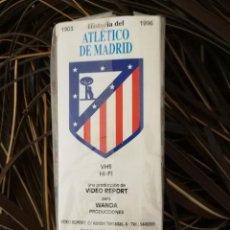 Cine: ATLÉTICO DE MADRID, LA HISTORIA 1903 / 1996. Lote 131484494