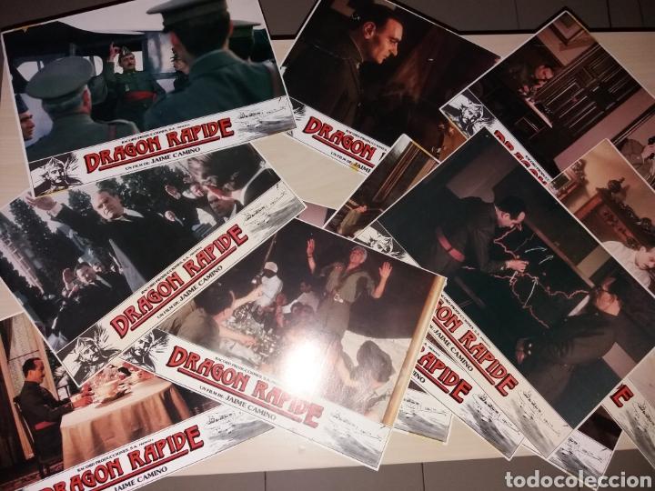 ANTIGUOS FOTOGRAMAS CINE, DRAGON RAPIDE (Cine - Posters y Carteles - Bélicas)