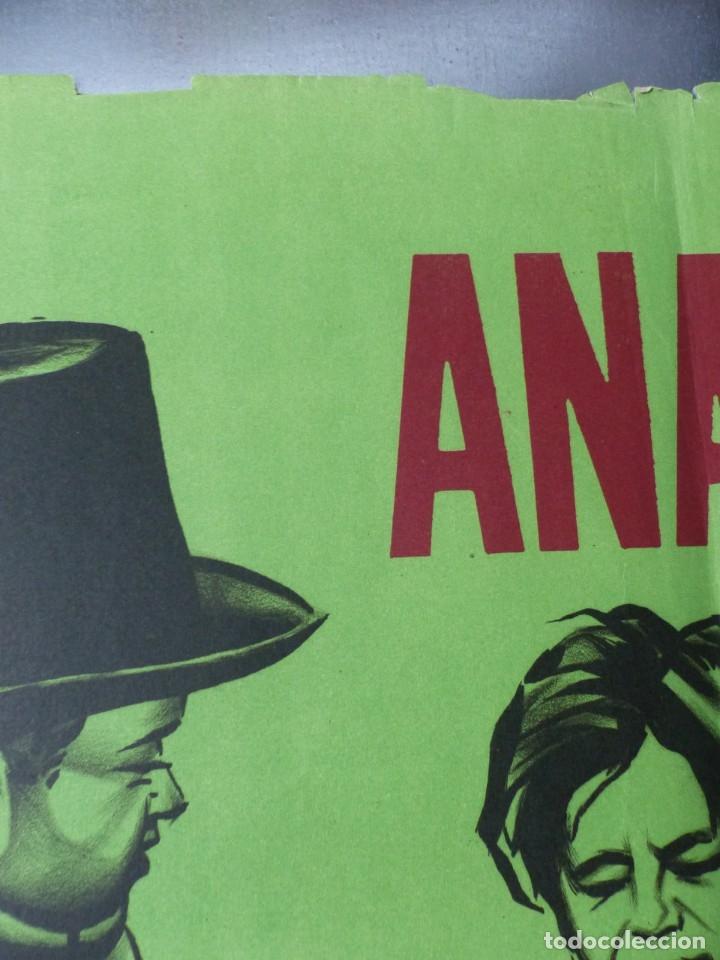Cine: SEGUNDO LOPEZ AVENTURERO URBANO, ANA MARISCAL, TONY LEBLANC - LITOGRAFIA - AÑO 1953 - JANO - Foto 6 - 131854777