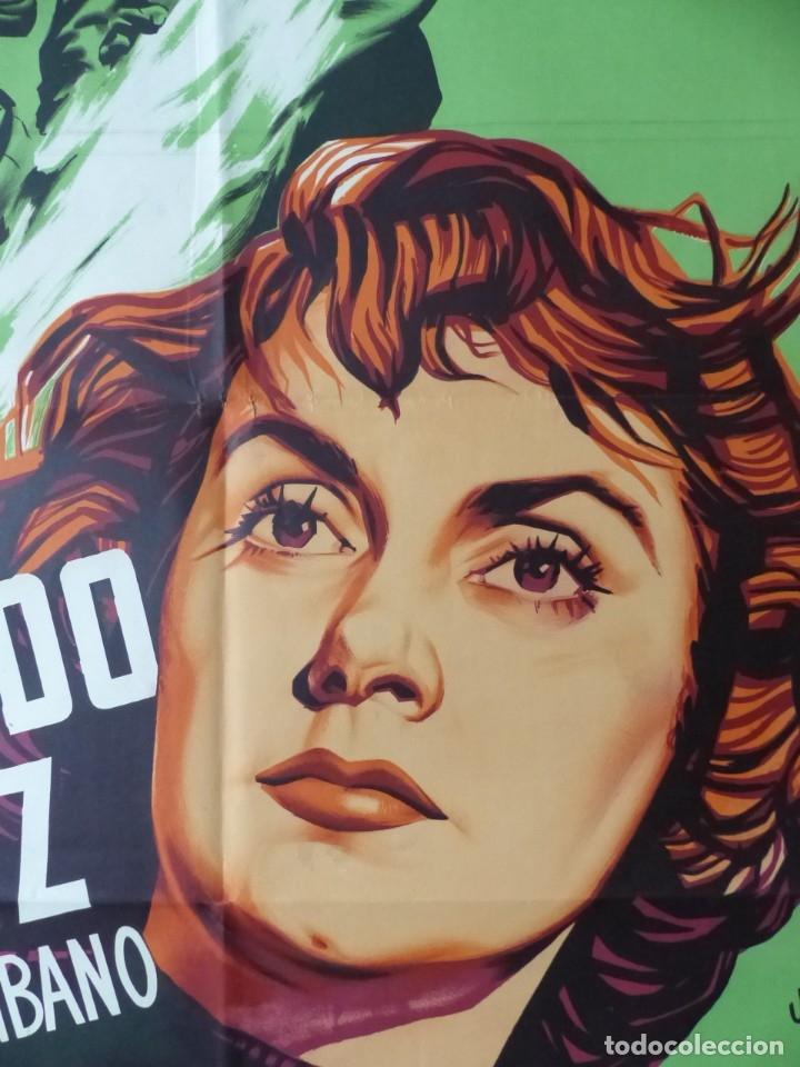 Cine: SEGUNDO LOPEZ AVENTURERO URBANO, ANA MARISCAL, TONY LEBLANC - LITOGRAFIA - AÑO 1953 - JANO - Foto 8 - 131854777