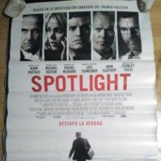Cine: SPOTLIGHT - APROX 70X100 CARTEL ORIGINAL CINE (L59). Lote 132041870