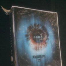 Cine: LA OTRA REALIDAD DR.JIMENEZ DEL OSO DVD MISTERIO 8 DVD . Lote 132435182