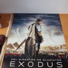 Cine: ( POSTER N° 6 ) EXODUS DIOSES Y REYES. Lote 278887348