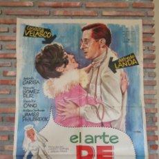 Cine: EL ARTE DE CASARSE. POSTER.-789. Lote 132705094