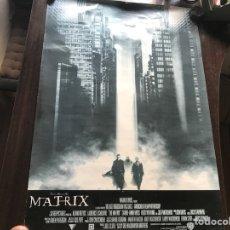 Cine: MATRIX. 68 X 99 CM. Lote 132830849