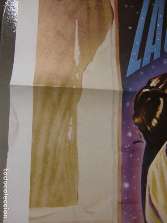 Cine: cartel cine orig LA GUERRA DE LAS GALAXIAS - STAR WARS - (1977) 70x100 / George Lucas - Foto 5 - 134111594