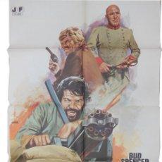 Cine: UNA RAZÓN PARA VIVIR Y UNA PARA MORIR. JANO (DISEÑO) T VALERI (DIRECTOR) 1980 BUD SPENCER. Lote 134187594