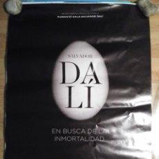 Cinéma: SALVADOR DALI - APROX 70X100 CARTEL ORIGINAL CINE (L60). Lote 134342918
