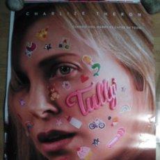 Cine: TULLY - APROX 70X100 CARTEL ORIGINAL CINE (L60). Lote 134446282