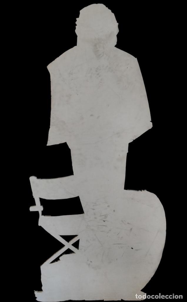 Cine: Cartel en cartón piedra de Luis buñuel, precioso! - Foto 2 - 134480806