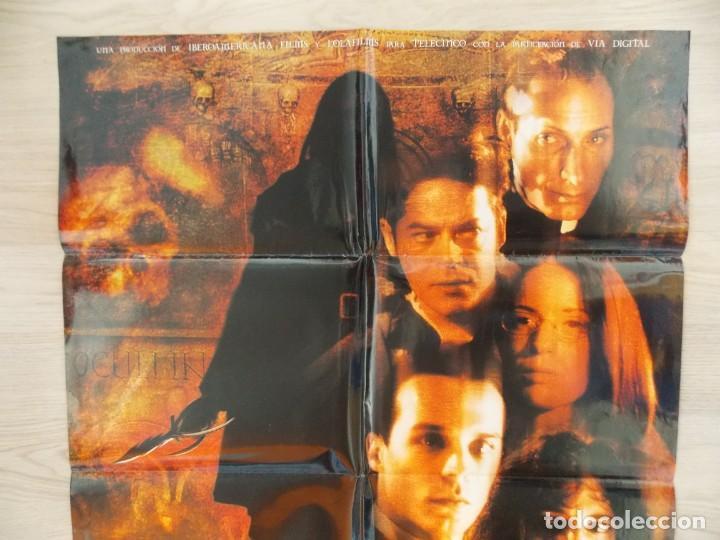 Cine: CARTEL, POSTER CINE - ORIGINAL - TUNO NEGRO - DIRECCION PEDRO BARBERO - 2001 - ESPAÑA... R-10031 - Foto 2 - 134831850