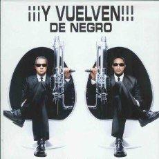 Cine: HOMBRES DE NEGRO II.MEN IN BLACK II.(2002). Lote 134856246
